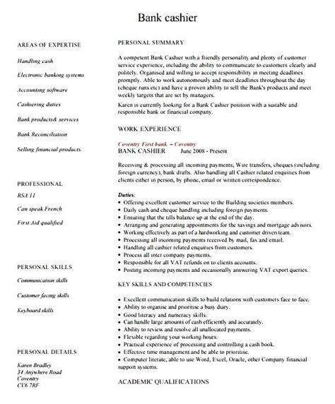 cashier resume exle free sles exles format resume curruculum vitae free