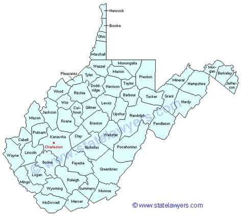 west virginia county map west virginia lawyer directory west virginia attorney directory west virginia counties