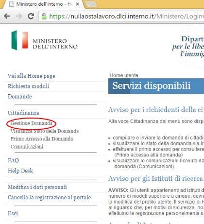 controllo permesso di soggiorno poste italiane il portale dell immigrazione e degli immigrati in italia