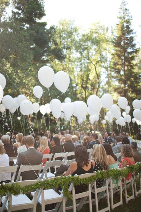 Wedding Aisle Balloons by Sunday Funday Vol 35 187 Vegas Wedding
