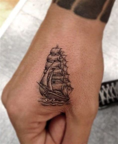 ship tattoos for men small ship on tatts