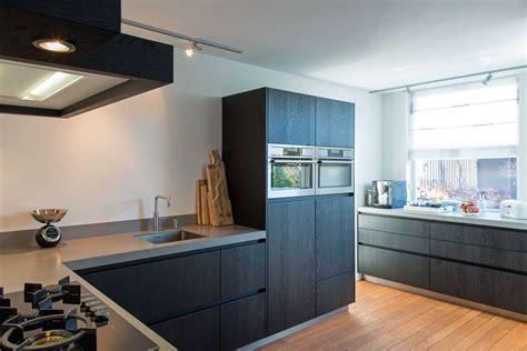 keuken kopen harderwijk houten maatwerk keuken strak stoer en tijdloos desing