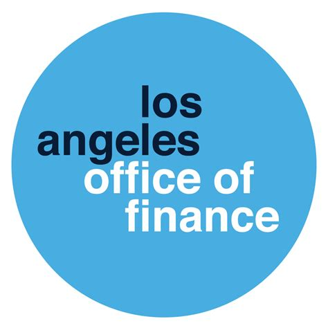 City Of Los Angeles Office Of Finance los angeles office of finance