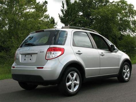 Used Suzuki Sx4 Hatchback Buy Used 2008 Suzuki Sx4 Hatchback 4 Door 2 0l Automatic