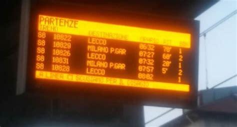 treni porta garibaldi bergamo guasto agli impianti di porta garibaldi treni in ritardo