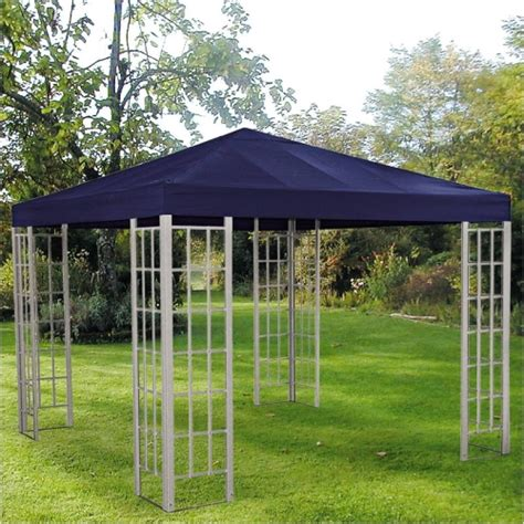 Alu Gartenpavillon 3 X 3 M by Preview