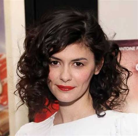 Curly bob the best short hairstyles for women 2015