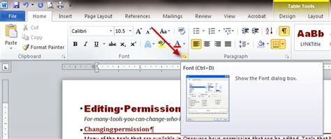 format footnotes word mac 2016 dialog box launcher excel 2010 shrink to fit in excel