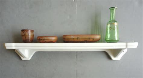 porcelain bathroom shelf vintage french porcelain shelf for bathroom from