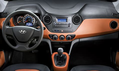 Interior Of I10 Grand by Hyundai Grand I10 Hb