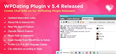 Wpdating Plugin V5 4 Released Free Email Banner Templates