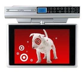 cabinet kitchen tvs audiovox klv3913 12 in lcd tv