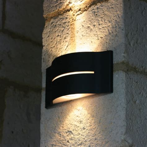 Wall Sconce Lighting Fixtures Up And Down Outdoor Wall Light Surf Terra Lumi