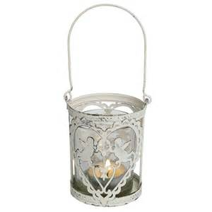 Hanging Tealight Holders Cherub Hanging Tea Light Holder