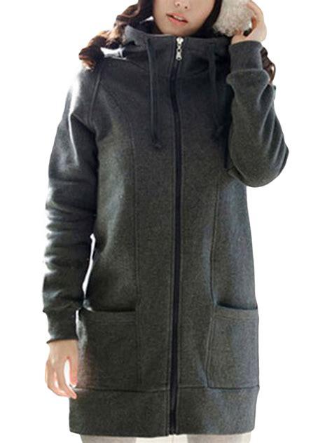 Hoodie Zipper Hair 313 Clothing plus size casual pocket sleeve hoodie zipper