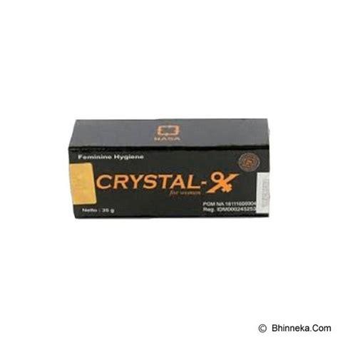 Cristal X Ori Produk Nasa jual nasa x murah bhinneka