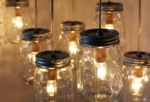 jar lighting fixtures found free flea a modest cottage d i y jar