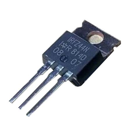 transistor mosfet caracteristicas 2 x irfz44n mosfet n chanel 49a 55v to 220 ebay