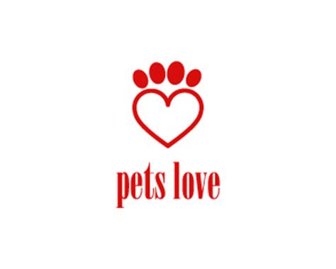 pets love designed by mds brandcrowd