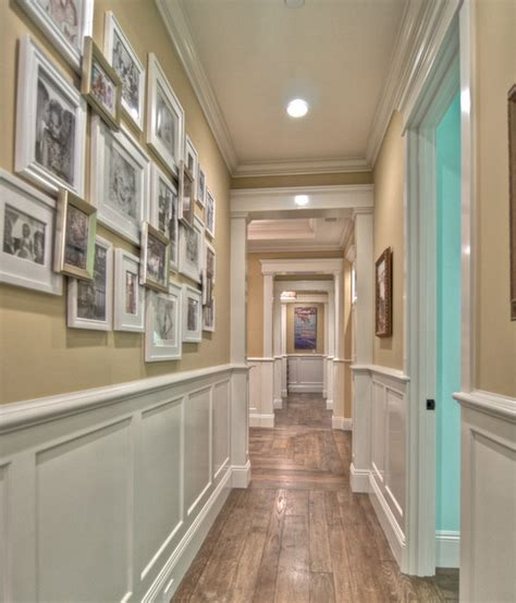 ideas on hanging pictures in hallway a look at some amazing hallways from houzz homes of the rich