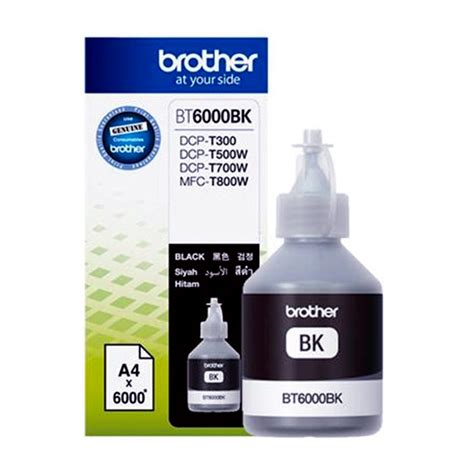 Cartridge Tinta Komputer tinta cartridge black ink bt 6000bk duta