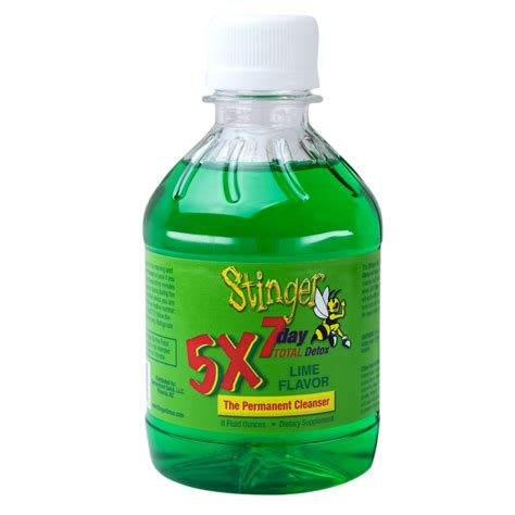 Stinger 7 Day Detox Ingredients by Royal Base On Walmart Marketplace Marketplace Pulse