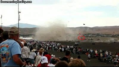 Section 3 Reno Air Races by Airplane Crash At Reno Air Races Friday Sept 16 2011
