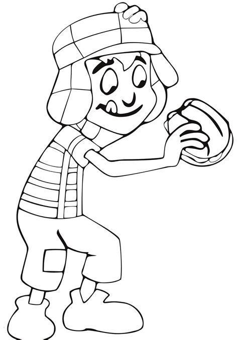 el chavo del ocho para colorear el chavo del ocho animado para colorear www pixshark com