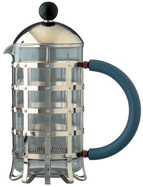 alessi kaffeebereiter alessi pressfilterkanne kaffeebereiter mgpf 8