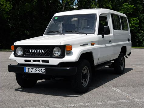 Toyota Diesel For Sale Diesel Toyota Land Cruiser For Sale 1988 Lhd Bj75 Troopy