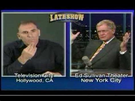 Seek Apology From Michael Richards by Spoof Kramer Michael Richards On Letterman Apology