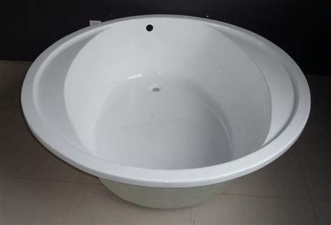 round bathtub size round bathtub size