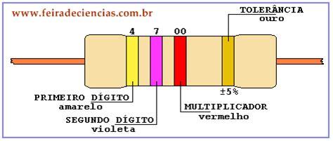 resistor 22k vermelho violeta e laranja resistores feira de ci 202 ncias o imperd 237 vel