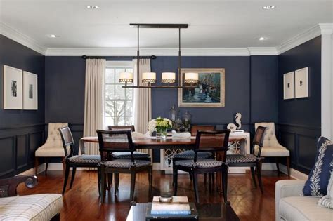 dark blue dining room 1000 ideas about dining room walls on pinterest dining