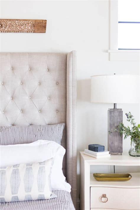 Linen Covered Headboards by 25 Best Ideas About Linen Headboard On