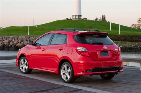 Toyota Mateix 2013 Toyota Matrix Reviews And Rating Motor Trend