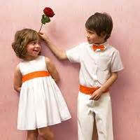 robe de mariage pour enfant enfants mariage on flower flower dresses and flower wreaths