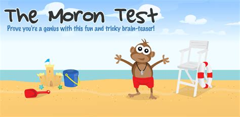 the moron test apk lycanandroid android hd 3d apk and sd data the moron test v2 2 apk android