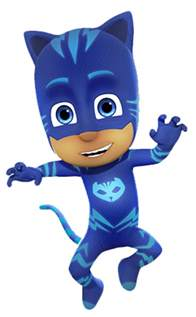 cartoon characters pj masks
