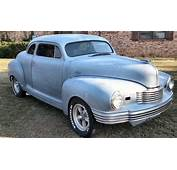 1945 NASH CHOPPED TOP COUPE STREET ROD EXTREMLY RARE