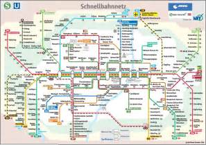 Munich Metro Map munich subway map