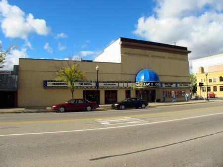 Theater In Cadillac Mi by Cadillac 5 Theatres Cadillac Mi