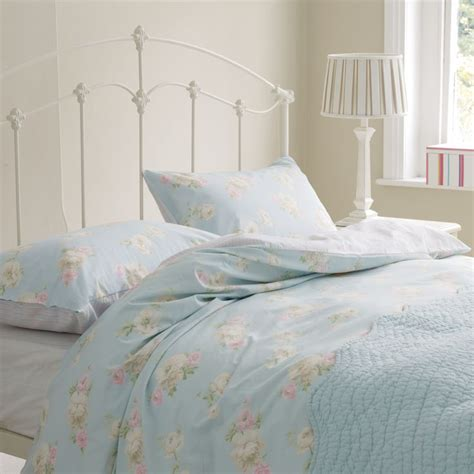 bramwell floral cotton bedlinen  laura ashley bedding
