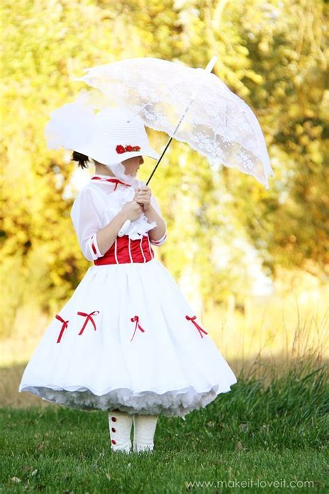 mary poppins costume i saw diy mary poppins costume animals pinterest