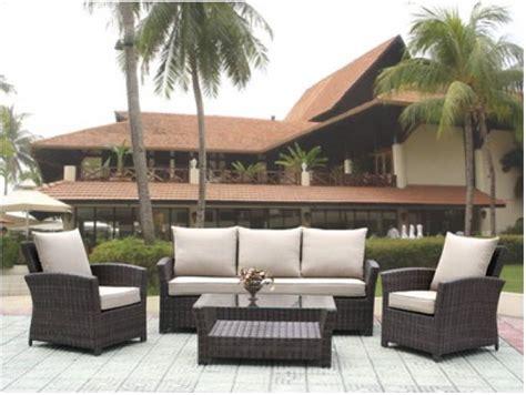 waterproof patio furniture darcylea design