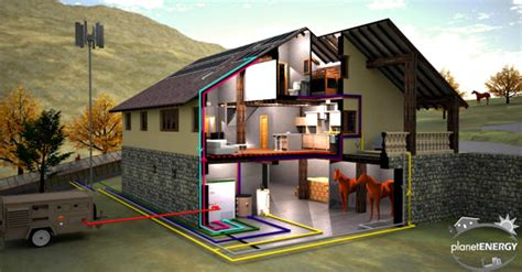 renewable energy house design abandoned spanish farmhouse will be completely powered by poo inhabitat green