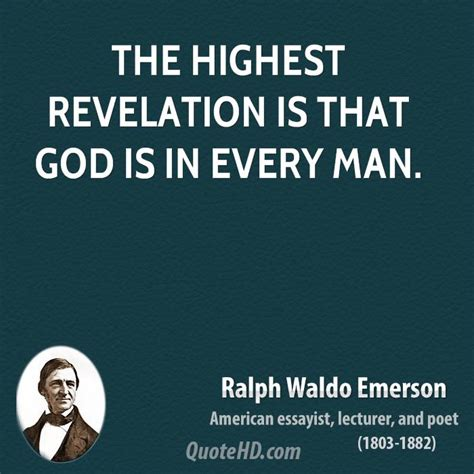 when appears an inspirational experience through revelation books ralph waldo emerson quotes quotehd