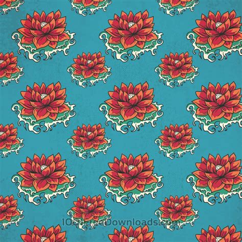 Vintage Japanese Pattern | free vectors vintage japanese pattern with flowers patterns