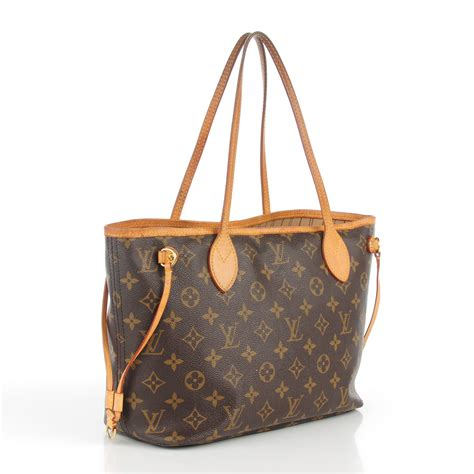 Lv Neverfull Pm Semprem Louis Vuitton Monogram Neverfull Pm 129227