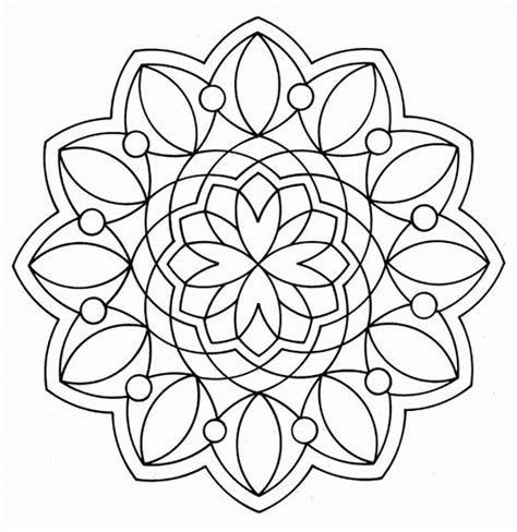 Coloring Pages For Fourth Grade Dibujo Para Colorear Mandalas 98 by Coloring Pages For Fourth Grade